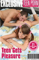 Teen Gets Pleasure