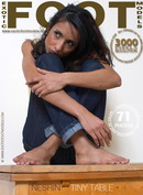 Nesrin in Tiny Table gallery from EXOTICFOOTMODELS