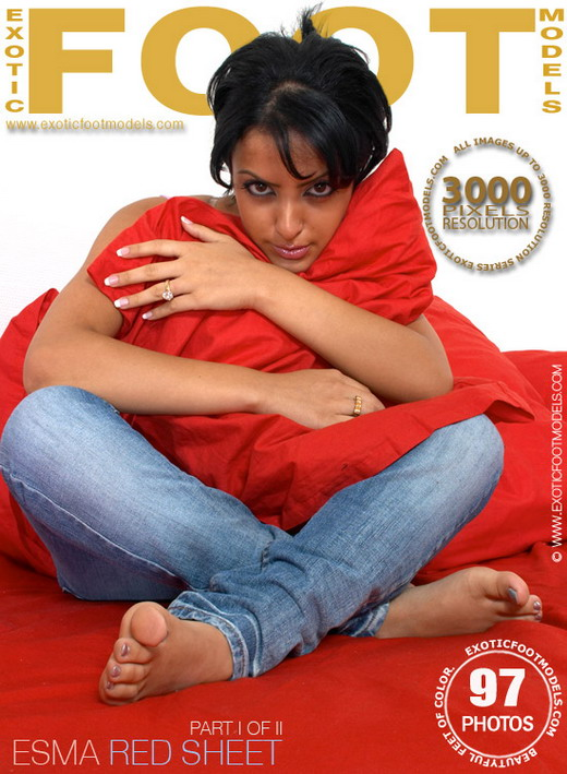 Esma - `Red Sheet - Part 1` - for EXOTICFOOTMODELS