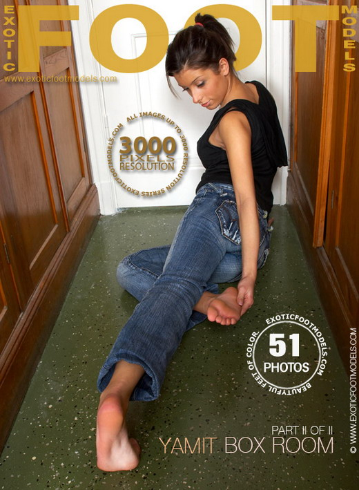 Yamit - `Box Room - Part 2` - for EXOTICFOOTMODELS
