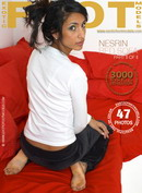 Nesrin in Red Sofa - Part 2 gallery from EXOTICFOOTMODELS