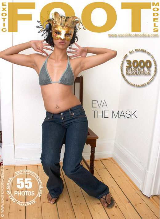Eva - `The Mask` - for EXOTICFOOTMODELS