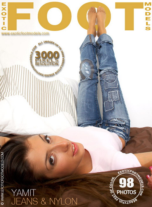 Yamit - `Jeans & Nylon` - for EXOTICFOOTMODELS