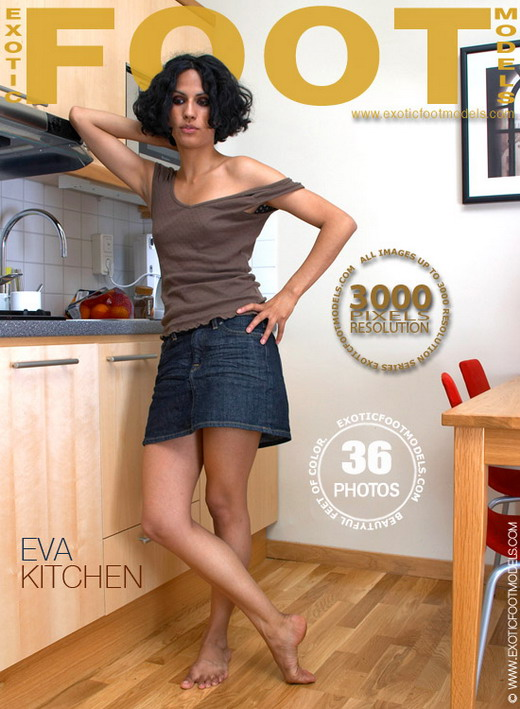 Eva - `Kitchen` - for EXOTICFOOTMODELS