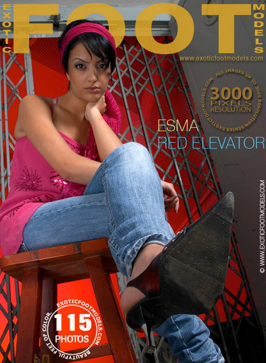Esma - `Red Elevator` - for EXOTICFOOTMODELS