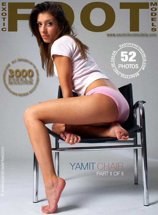 Yamit - `Chair - Part 2` - for EXOTICFOOTMODELS