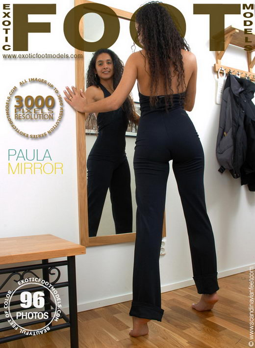 Paula - `Mirror` - for EXOTICFOOTMODELS