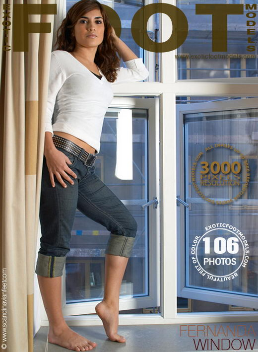 Fernanda - `Window` - for EXOTICFOOTMODELS
