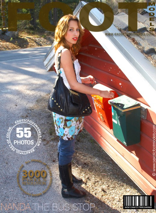Nanda - `The Bus Stop` - for EXOTICFOOTMODELS