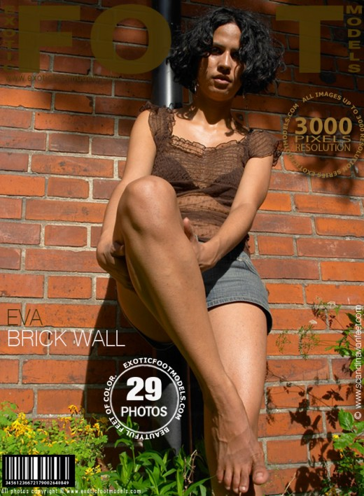 Eva - `Brick Wall` - for EXOTICFOOTMODELS