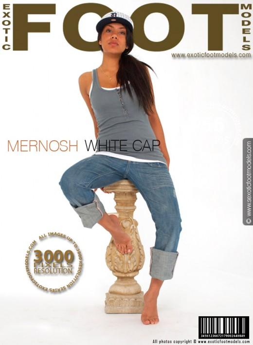 Mernosh - `White Cap` - for EXOTICFOOTMODELS