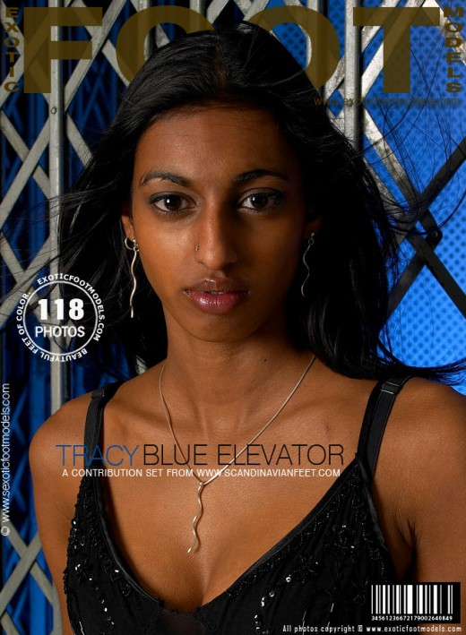 Tracy - `Blue Elevator` - for EXOTICFOOTMODELS
