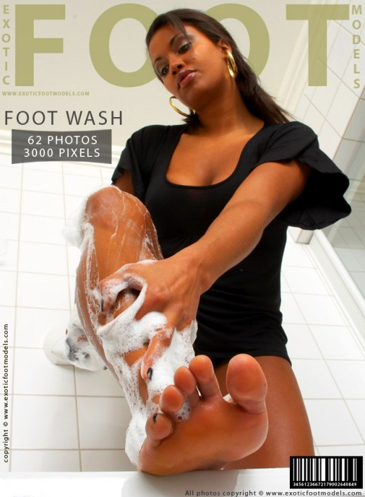 Someia - `Foot Wash` - for EXOTICFOOTMODELS