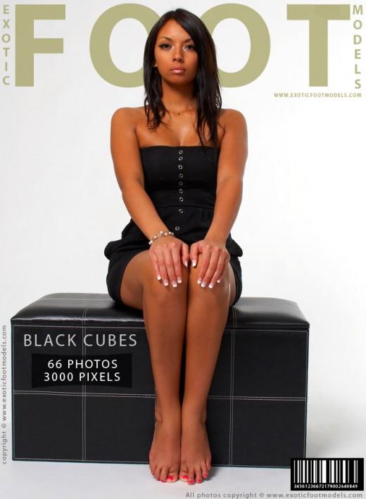 Raisa - `Black Cubes` - for EXOTICFOOTMODELS