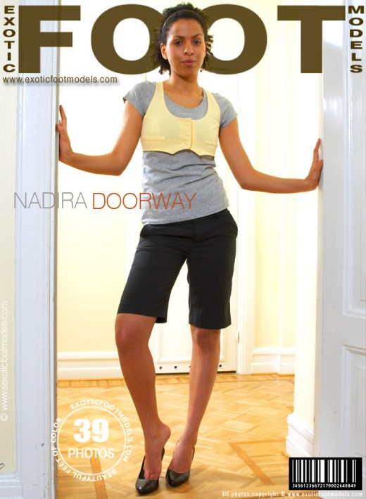 Nadira - `Doorway` - for EXOTICFOOTMODELS