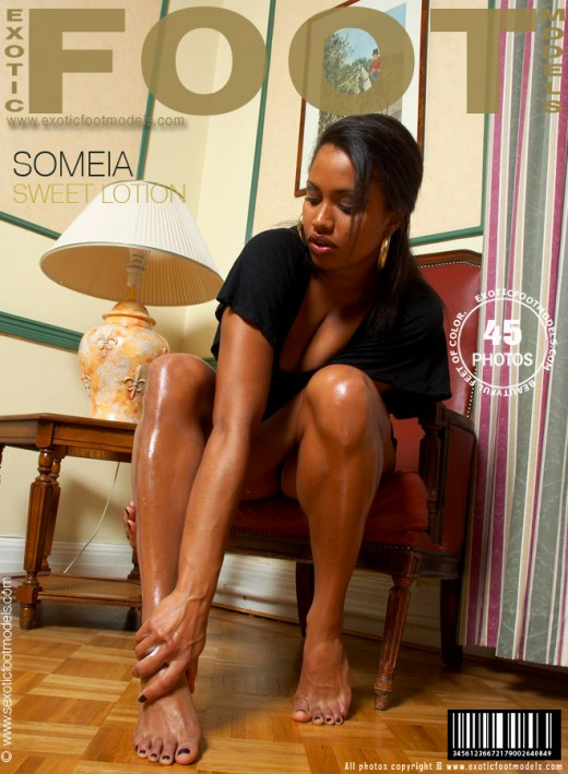 Someia - `Sweet Lotion` - for EXOTICFOOTMODELS