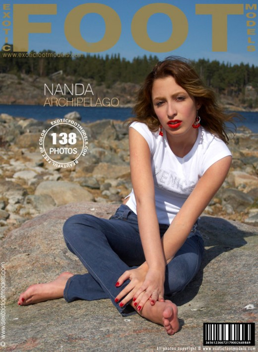 Nanda - `Archipelago` - for EXOTICFOOTMODELS