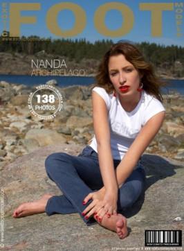 Nanda  from EXOTICFOOTMODELS