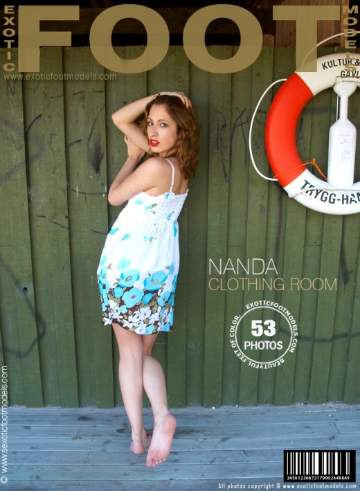 Nanda - `Clothing Room` - for EXOTICFOOTMODELS