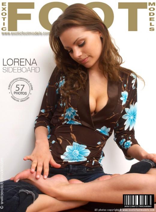 Lorena - `Sideboard` - for EXOTICFOOTMODELS