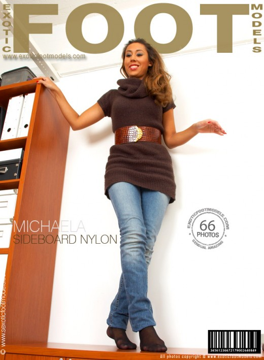 Michaela - `Sideboard Nylon` - for EXOTICFOOTMODELS