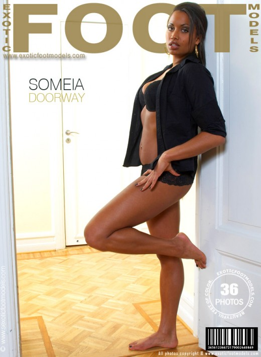 Someia - `Doorway` - for EXOTICFOOTMODELS