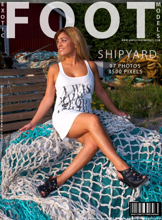 Sarah - `Shipyard` - for EXOTICFOOTMODELS