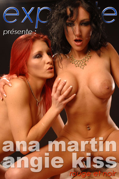 Angie B & Ana Martin - by J.B. Root for EXPLICITE-ART