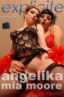 Angelika & Mia Moore - Allumeuses