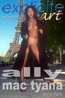 Ally Mac Tyana - Dans Paris