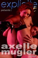 Axelle Mugler in & Titof video from EXPLICITE-ART by J.B. Root