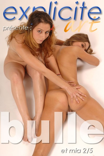 Bulle & Mia Moore - `et Mia 2/5` - by J.B. Root for EXPLICITE-ART