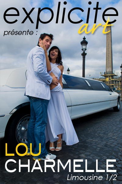 Lou Charmelle - `Limousine 1/2` - by J.B. Root for EXPLICITE-ART