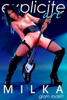 Milka Manson  from EXPLICITE-ART