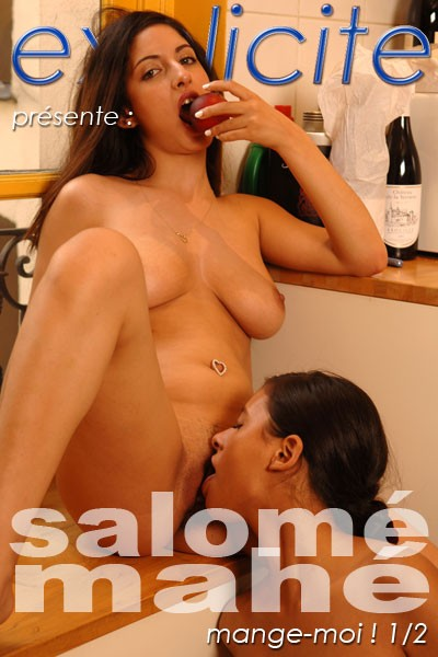 Salome & Mahe - `Mange-Moi! 1/2` - by J.B. Root for EXPLICITE-ART