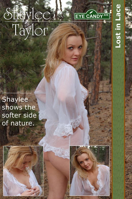 Shaylee Taylor - `#117 - Lost in Lace` - for EYECANDYAVENUE ARCHIVES