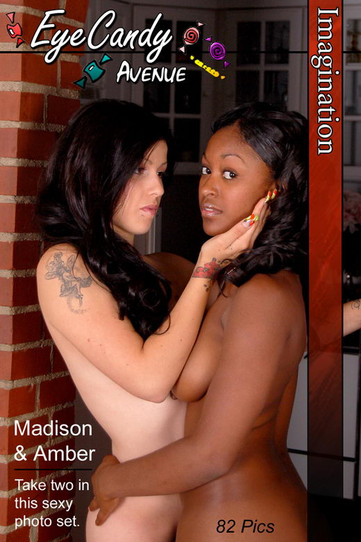 Madison & Amber - `#159 - Imagination` - for EYECANDYAVENUE ARCHIVES