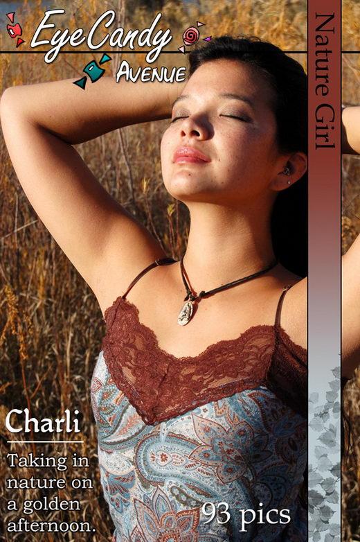 Charli - `#170 - Nature Girl` - for EYECANDYAVENUE ARCHIVES
