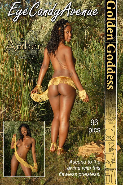 Amber - `#187 - Golden Goddess` - for EYECANDYAVENUE ARCHIVES