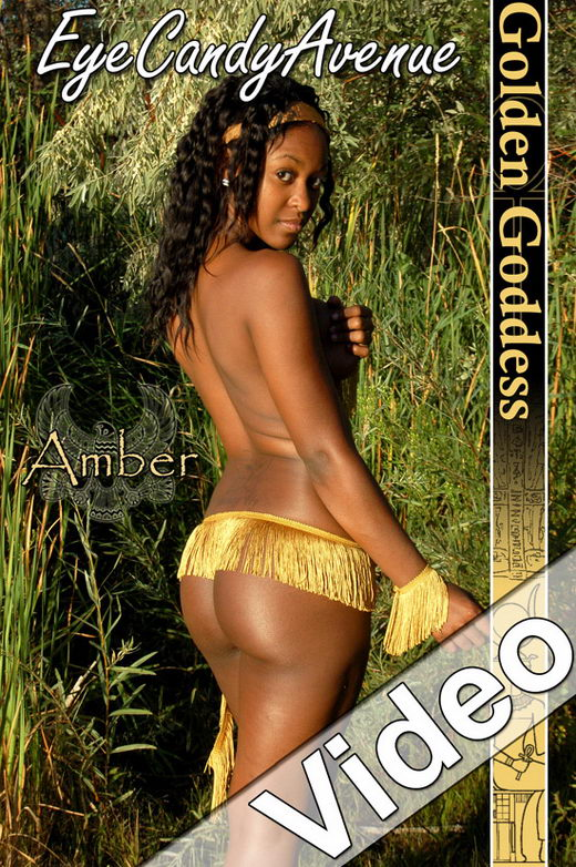 Amber - `#188 - Golden Goddess` - for EYECANDYAVENUE ARCHIVES