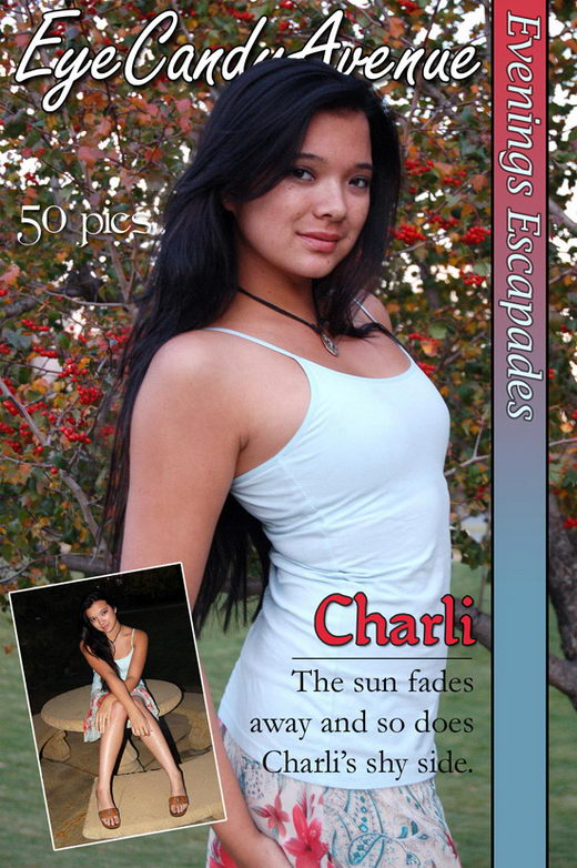 Charli - `#190 - Evenings Escapades` - for EYECANDYAVENUE ARCHIVES