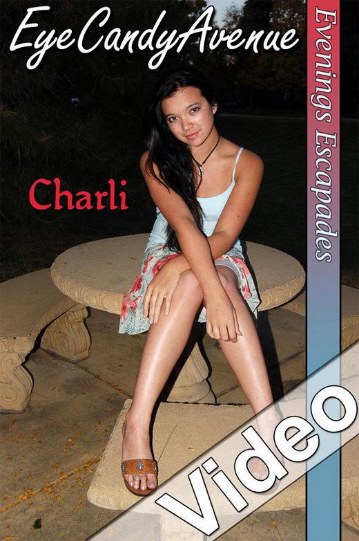 Charli - `#191 - Evenings Escapades` - for EYECANDYAVENUE ARCHIVES