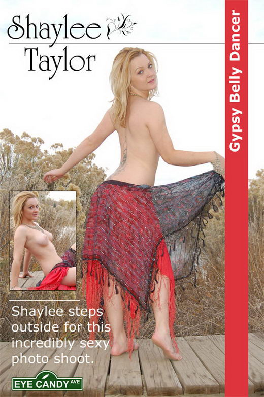 Shaylee Taylor - `#034 - Gypsy Belly Dancer` - for EYECANDYAVENUE ARCHIVES