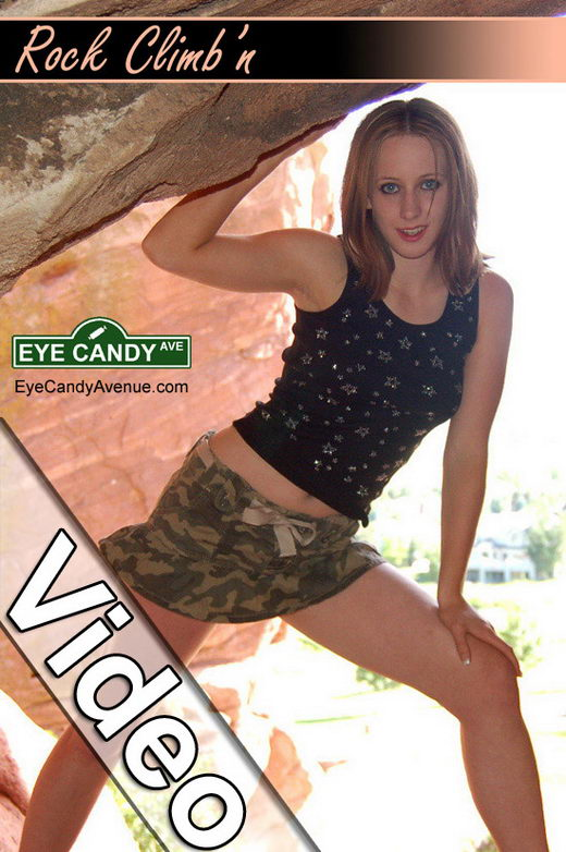 Laura - `#049 - Rock Climbin` - for EYECANDYAVENUE ARCHIVES