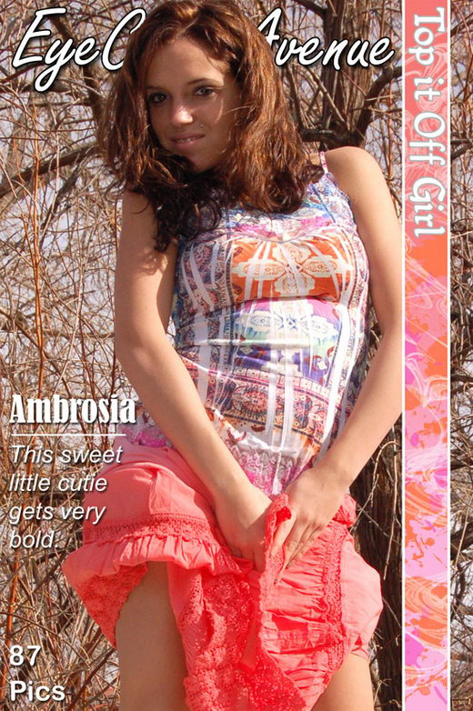 Ambrosia - `#235 - Top it Off Girl` - for EYECANDYAVENUE ARCHIVES