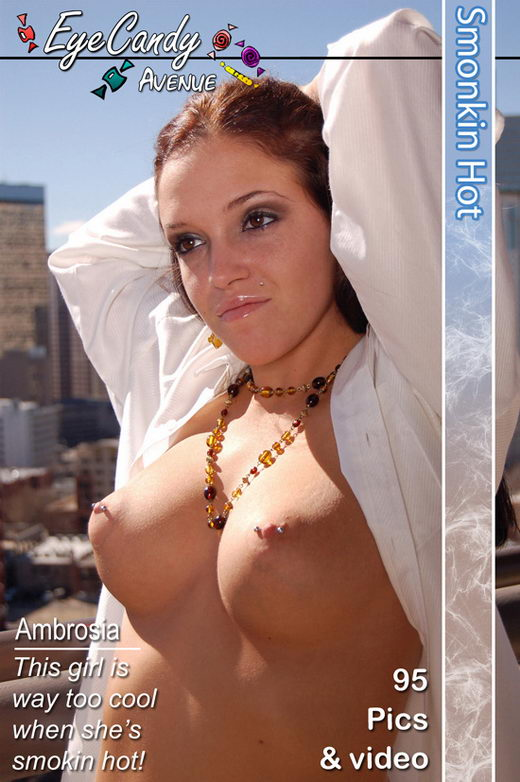 Ambrosia - `#252 - Smokin Hot` - for EYECANDYAVENUE ARCHIVES