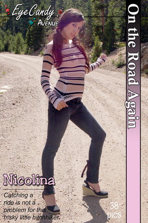 Nicolina - `#299 - On the Road Again` - for EYECANDYAVENUE ARCHIVES