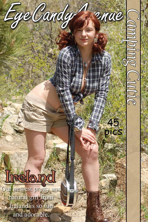 Ireland - `#369 - Camping Cutie` - for EYECANDYAVENUE ARCHIVES