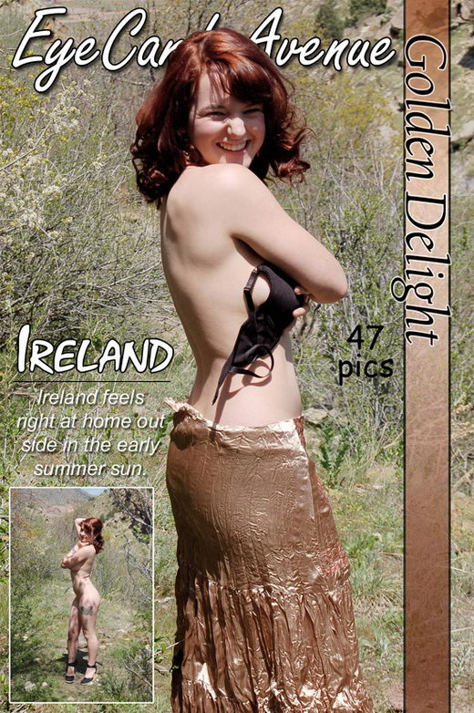 Ireland - `#380 - Golden Delight` - for EYECANDYAVENUE ARCHIVES