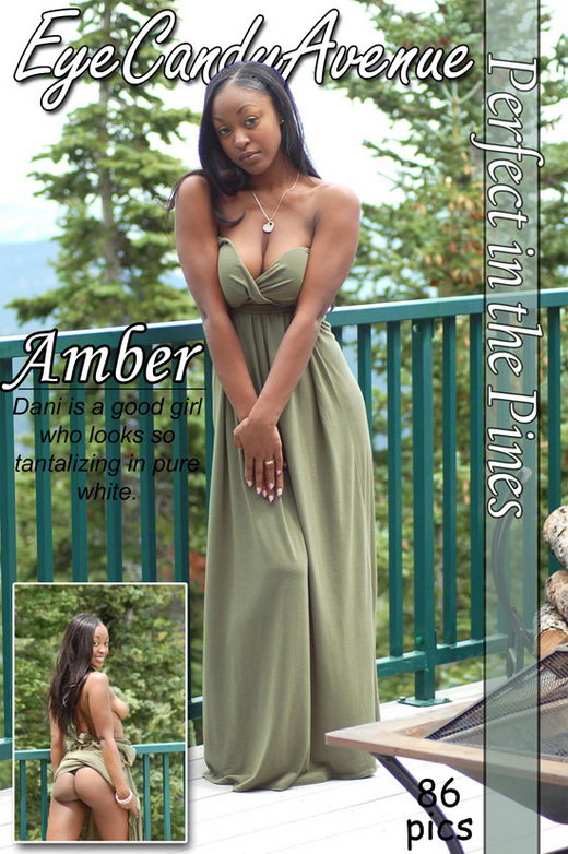 Amber - `#382 - Perfect in the Pines` - for EYECANDYAVENUE ARCHIVES